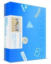 Monsta X - 2021 Monsta X Photo Book Package [CHILLAX MODE] (KR)