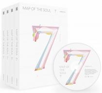 BTS - MAP OF THE SOUL : 7 (KR)