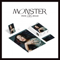 Red Velvet - IRENE & SEULGI - MONSTER Puzzle Package - IRENE (KR)