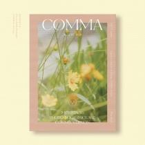 Monsta X - Monsta X 2020 Photobook (COMMA Ver.) (KR)