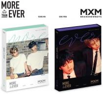 MXM - Vol.1 - MORE THAN EVER (KR)