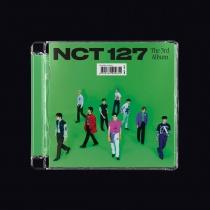 NCT 127 - Vol.3 - Sticker (Jewel Case Ver.) (KR) PREORDER