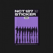 NCT 127 - Vol.3 - Sticker (Sticker Ver.) (KR) PREORDER