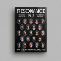 NCT 2020 - The 2nd Album RESONANCE Pt.2 (Arrival Version) (KR) REISSUE