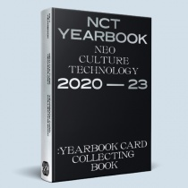 NCT YEARBOOK - Card Collecting Book (KR)