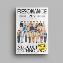 NCT 2020 - The 2nd Album RESONANCE Pt.2 (Departure Version) (KR)