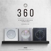 Park Ji Hoon - Mini Album Vol.2 - 360 (KR)