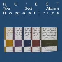 NU'EST - Vol.2 - Romanticize (KR)