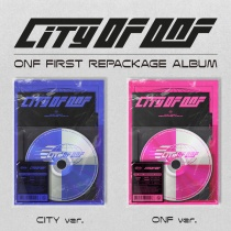 ONF - Repackage album [CITY OF ONF] (KR)