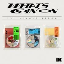 OMEGA X - Single Album Vol.1 - WHAT'S GOIN' ON (KR) PREORDER