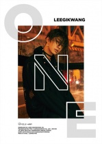 Lee Gi Kwang - Mini Album Vol.1 - ONE (KR)