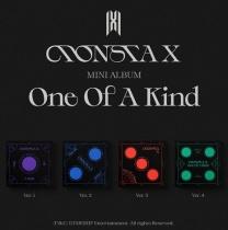 MONSTA X - Mini Album Vol.9 - ONE OF A KIND (KR)