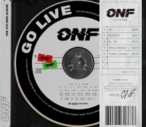 ONF - Mini Album Vol.4 - GO LIVE (KR)