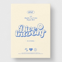ONF - THE 1ST REALITY [Dive into ONF] DVD (KR) PREORDER