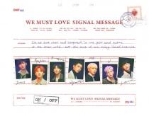 ONF - Mini Album Vol.3 - WE MUST LOVE ONF (KR)