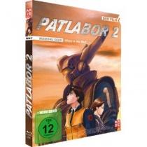 Patlabor 2 - Der Film Blu-Ray