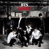 BTS - Danger - Japanese Ver.-