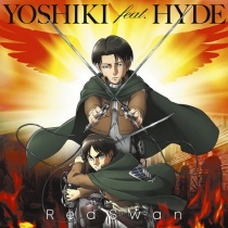 YOSHIKI feat. HYDE - Red Swan (Attack on Titan Edition)