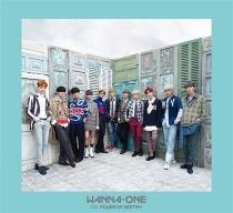Wanna One - 1^11=1 (Power Of Destiny) -Japan Edition- (Romance Ver.)