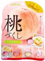 Peach-Full Assort Candy
