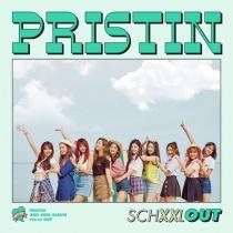 Pristin - Mini Album Vol.2 - SCHXXL OUT (OUT Version) (KR)