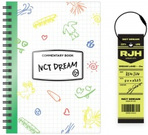 NCT DREAM - NCT LIFE : DREAM in Wonderland Commentary Book + Luguage Tag Set (RENJUN) (KR)