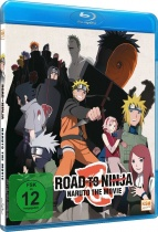 Road to Ninja - Naruto - The Movie Blu-ray