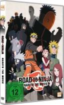 Road to Ninja - Naruto - The Movie DVD