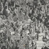 Rosé (BLACKPINK) - Single Album Vol.1 -R- (LP) (KR)