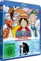 One Piece - Episode of Ruffy - Abenteuer auf Hand Island Blu-ray