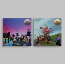Red Velvet - Mini Album Vol.6 - QUEENDOM (Queens Ver.) (KR)