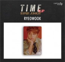 Super Junior - Transportation Card - RYEOWOOK (KR)