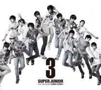 Super Junior - The 3rd Album Sorry, Sorry Type A