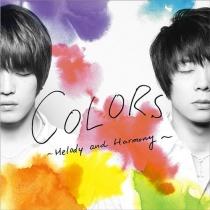 JEJUNG & YUCHUN (Tohoshinki) - COLORS