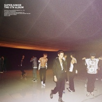 "Super Junior - 4th Album 4-shu ""Bijin (BONAMANA)"" Type B"