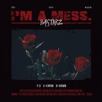 Bastarz (Block B Unit) - Mini Album Vol.3 - I'm a Mess. (KR)