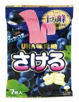 Sakeru Gummy Kyohou Grape