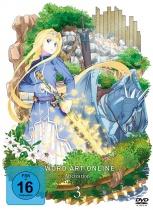 Sword Art Online - Alicization 3. Staffel  Vol.3 DVD