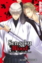 Sengoku Blood - Contract with a Demon Lord 4 (Abschlussband)