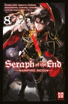Seraph of the End 8
