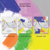 Seventeen - Mini Album Vol.8 - Your Choice (KR) PREORDER