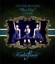"Kalafina - Live The Best 2015 ""Blue Day"" At Nippon Budokan Blu-ray"
