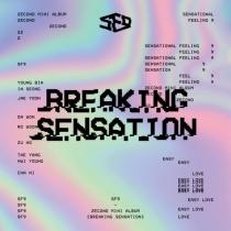 SF9 - Mini Album Vol.2 - Breaking Sensation (KR)