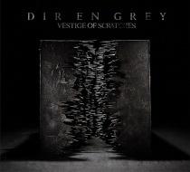 DIR EN GREY - BEST ALBUM VESTIGE OF SCRATCHES Blu-ray LTD