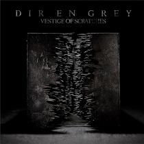 DIR EN GREY - BEST ALBUM VESTIGE OF SCRATCHES