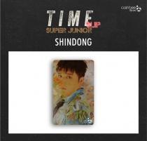 Super Junior - Transportation Card - SHINDONG (KR)