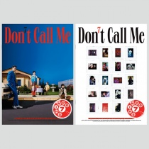 SHINee - Vol.7 - Don't Call Me (PhotoBook Ver.) (KR)
