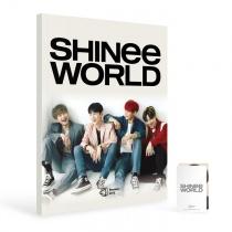 SHINee - Beyond LIVE BROCHURE - SHINee WORLD (KR) PREORDER