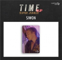 Super Junior - Transportation Card - SIWON (KR)