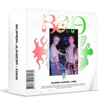 Super Junior-D&E - Mini Album Vol.4 - BAD BLOOD (KiT Ver.) (KR)
